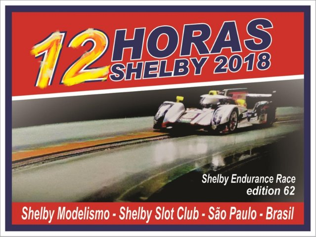 12 HORAS SHELBY